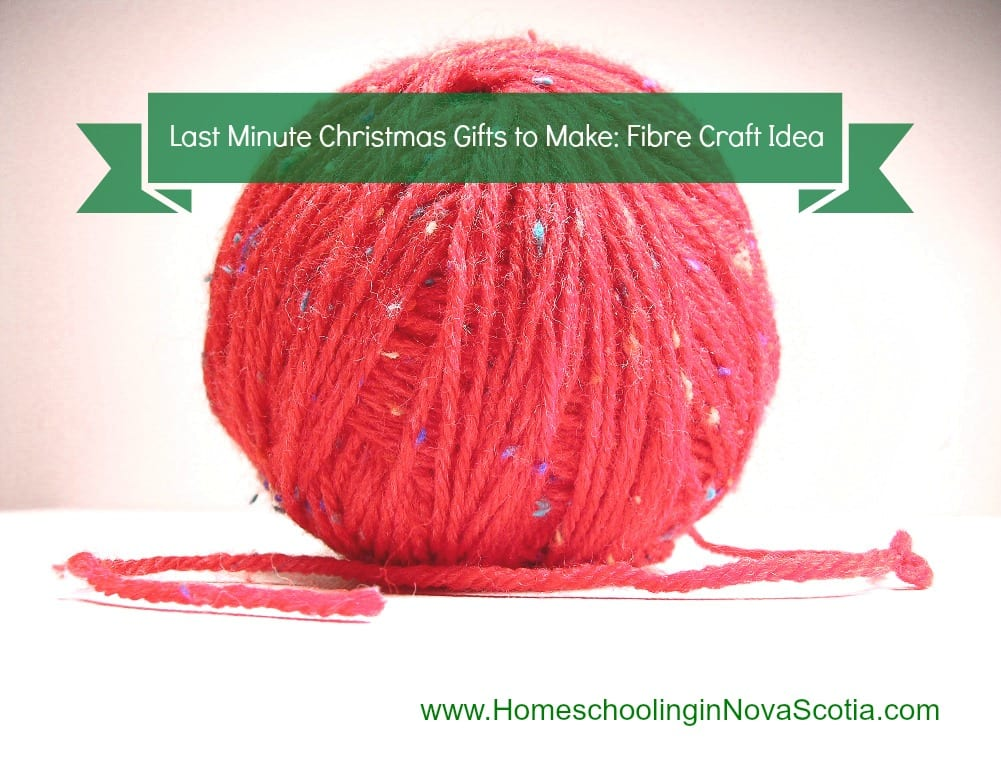 last minute christmas gifts to make