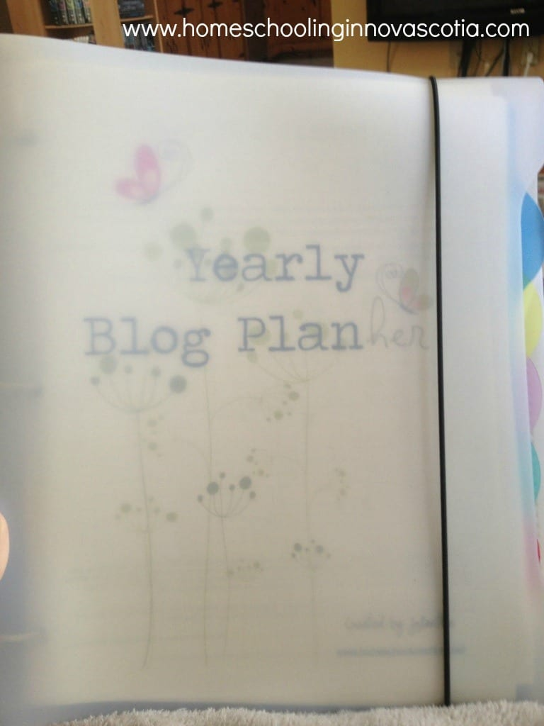 Planners for the new year for Home planning binder