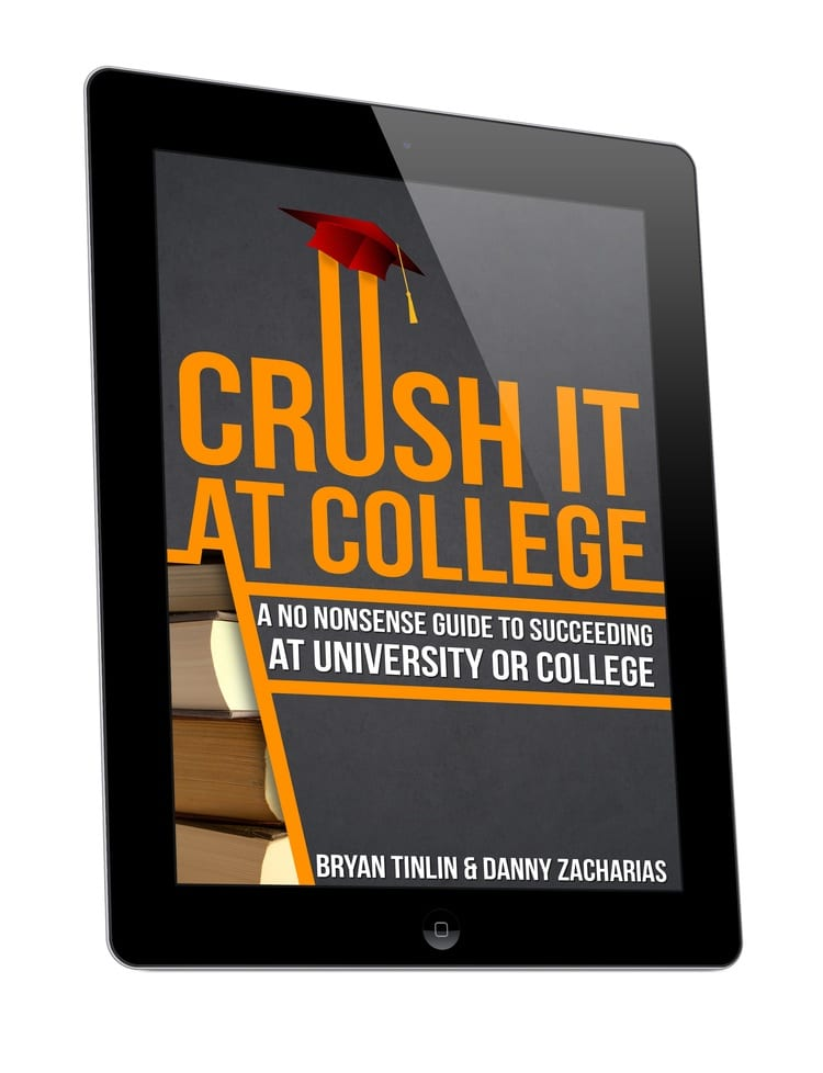 Crush it at College on Kindle