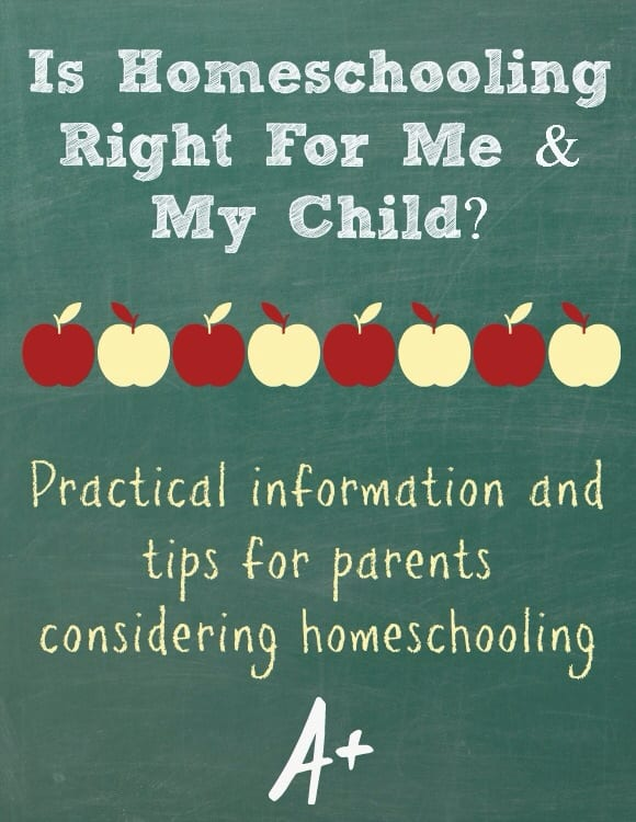 Is homeschooling right for me