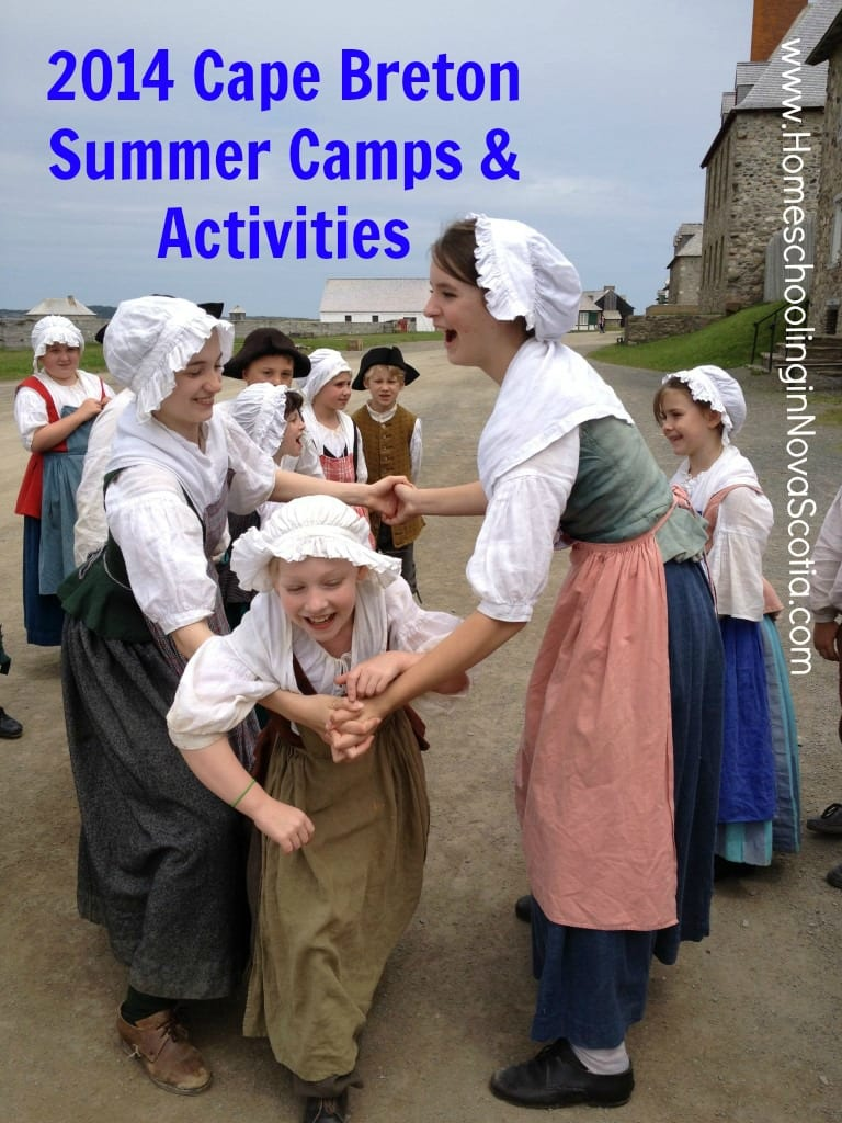 Cape Breton summer camps