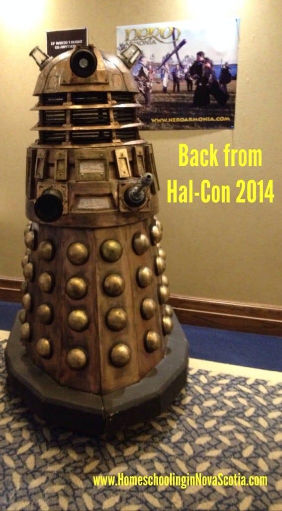 Hal-Con 2014