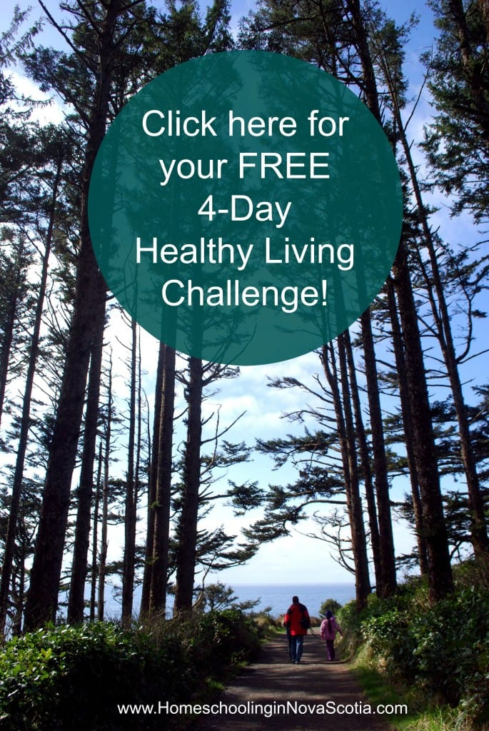 healthy living challenge