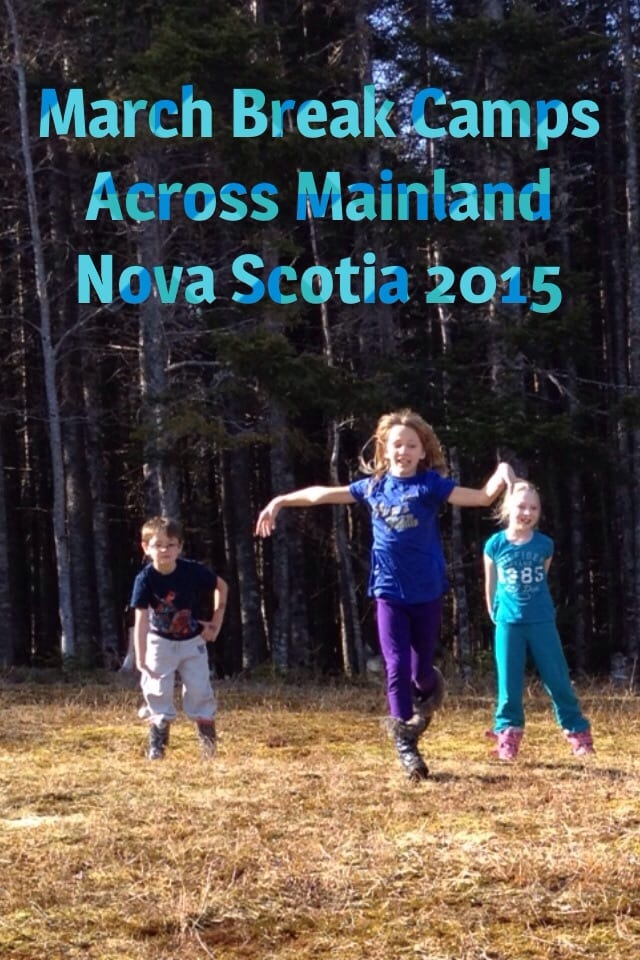 2015 Nova Scotia March Break