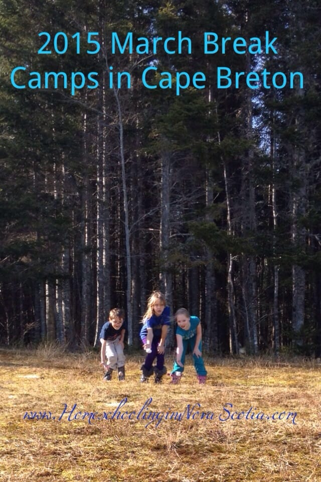 March Break 2015 Cape Breton