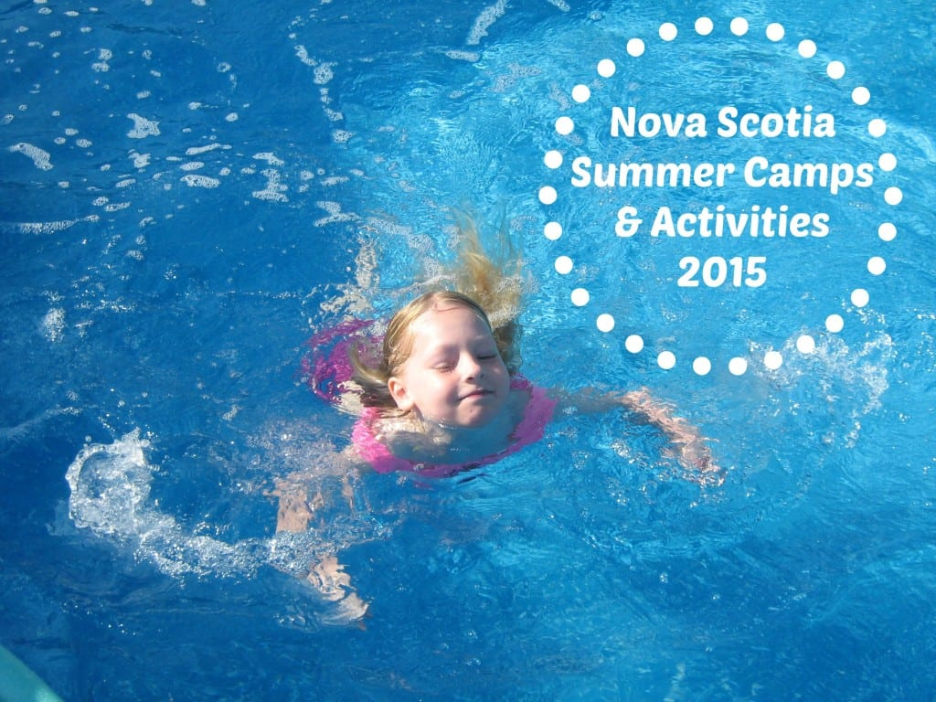 nova scotia summer camps 2015