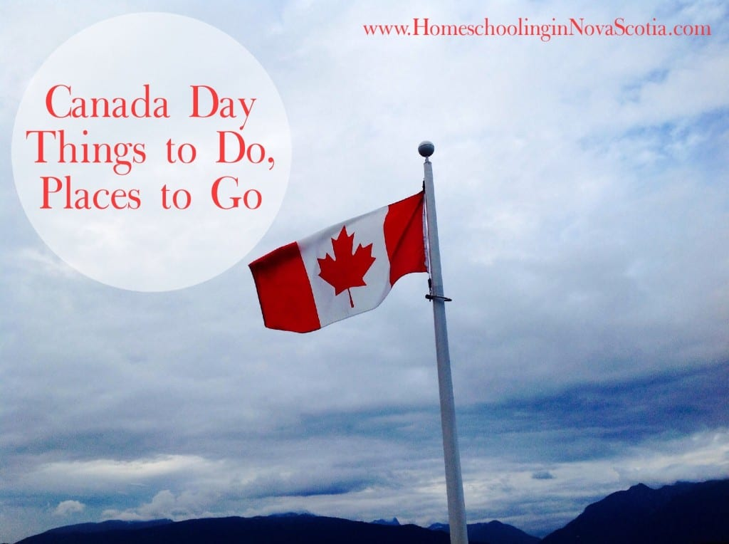 Canada day things to do