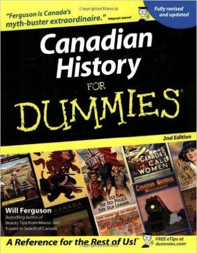canadian politics for dummies pdf