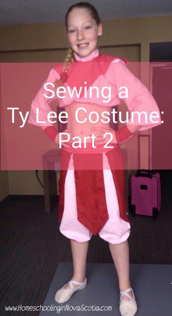 Ty Lee costume