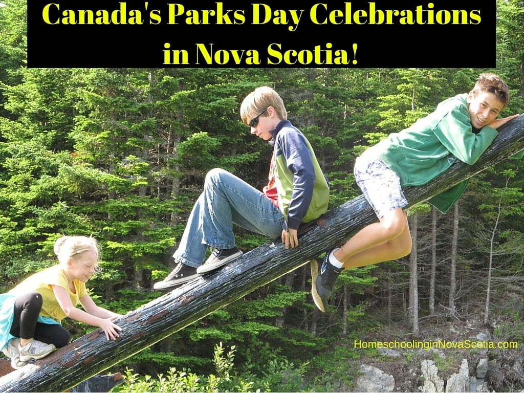 canada's parks day