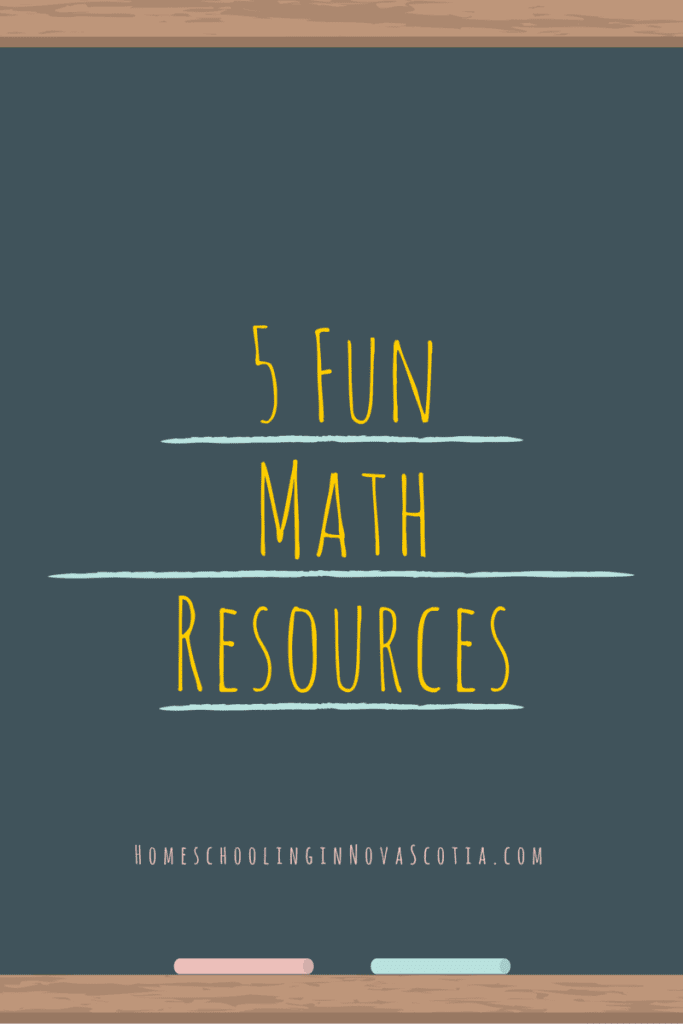 fun math resources