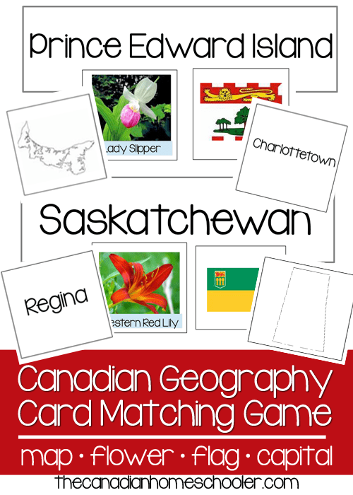 learning about Canada
