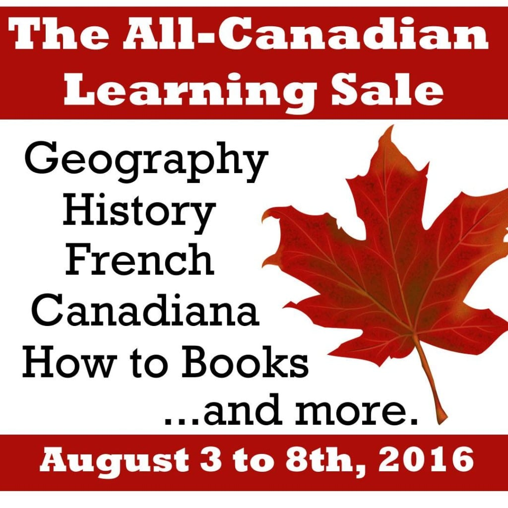 all-Canadian learning sale