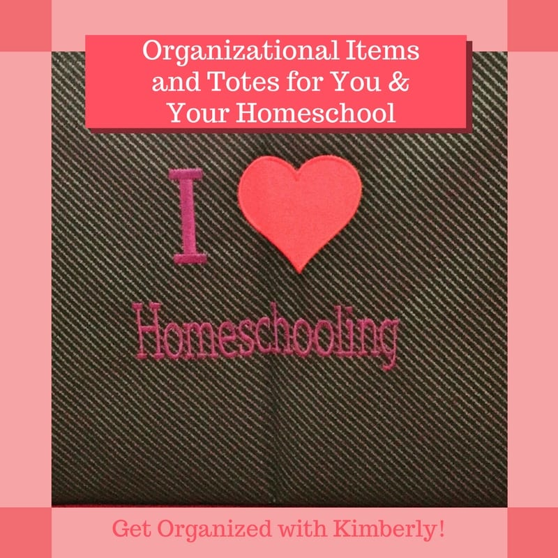 get organized with kimberly